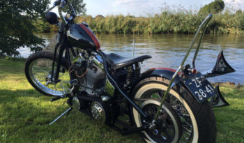 Harley Eigenbouw vol