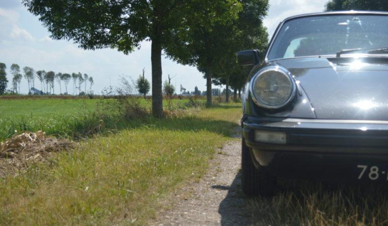 Porsche Targa vol
