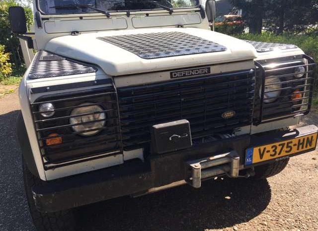 Land Rover Defender vol