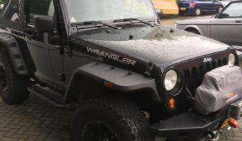 Jeep Wrangler vol