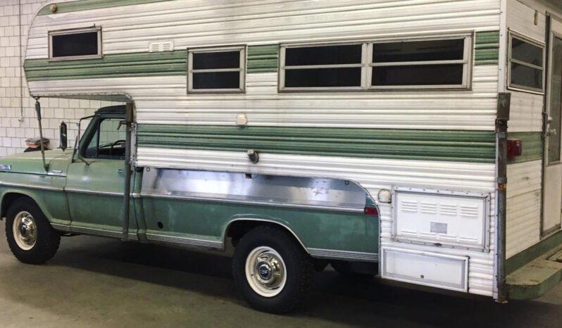 Ford camper 1970 vol